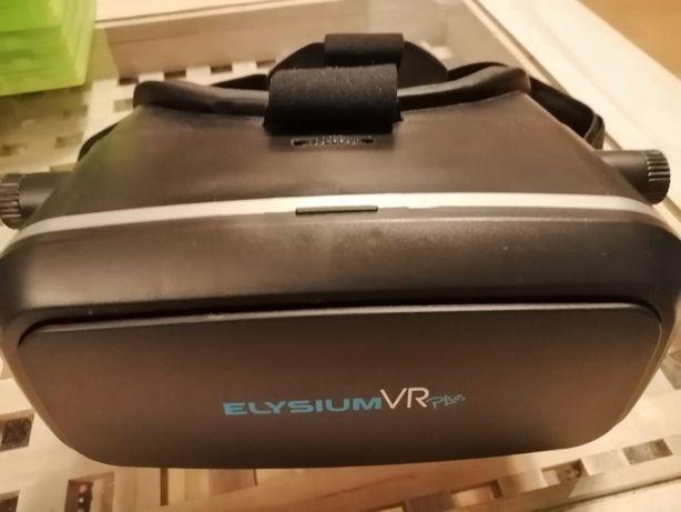 GOGLE okulary 3D GOCLEVER ELYSIUM VR pilot pudełko