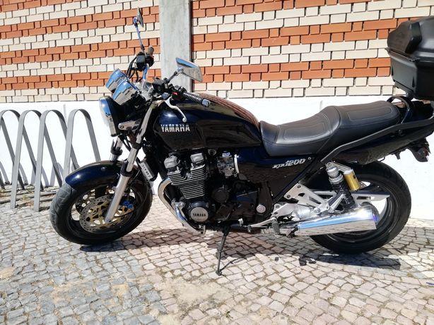 Yamaha xjr1200 impecável