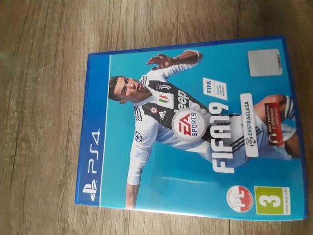 Gra Fifa19 PlayStation4