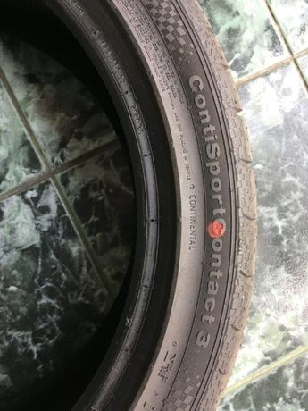 Continental ContiSport Contact3 205/45 R17