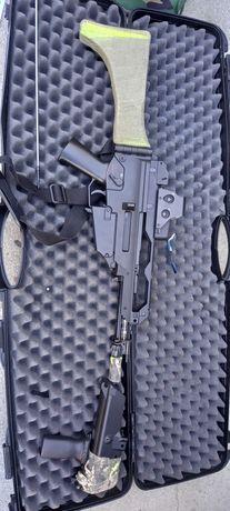 Vendo camuflado arma e acessórios valor negociável