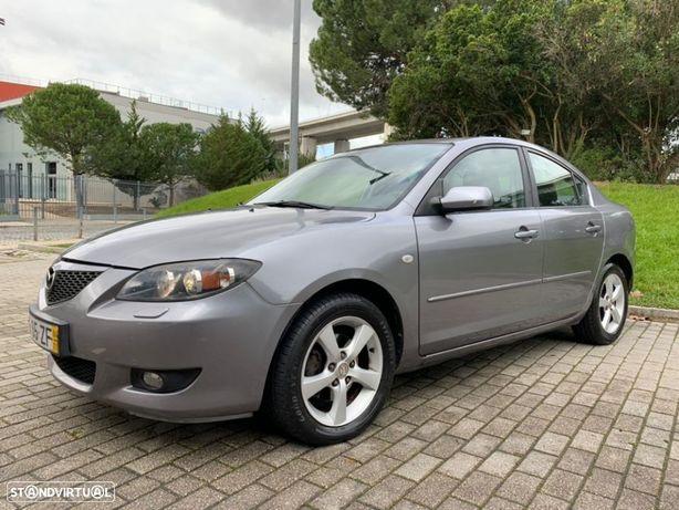 Mazda 3 MZR 1.6 CD Sport