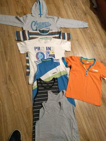 Paczka dla chłopca, zestaw ubrań, Adidas, Reserved