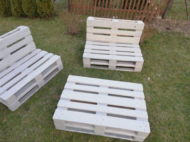 Meble ogrodowe, wypoczynek z palet
