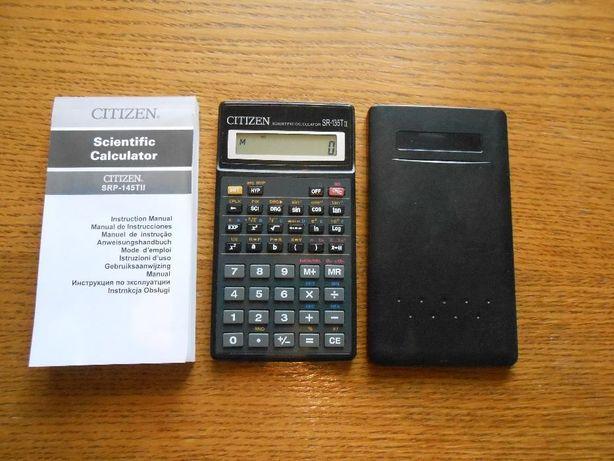 Инженерный калькулятор Сitizen SR-135T ІІ