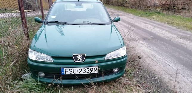 Peugeot 306 2.0 hdi na czesci