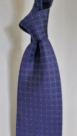 Krawat jedwabny firmy Countess Mara