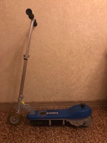 Продам электросамокат E Scooter 12v