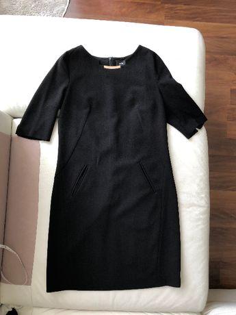 Черное платье, размер S