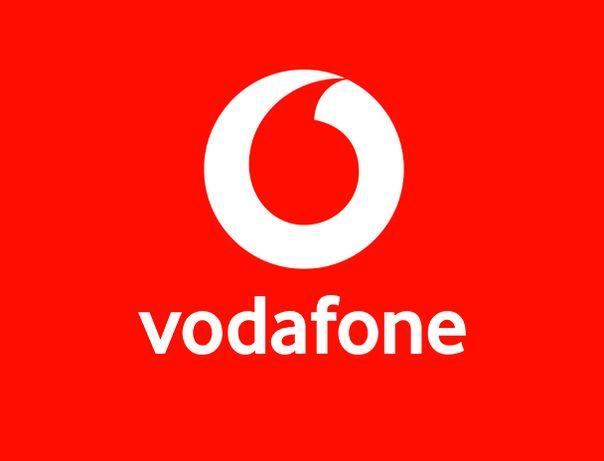 Золотые красивые номера Водафон (Vodafone, МТС)