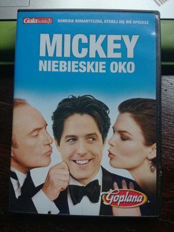 Hugh Grant w filmie MICKEY NIEBIESKIE OCZKO na dvd