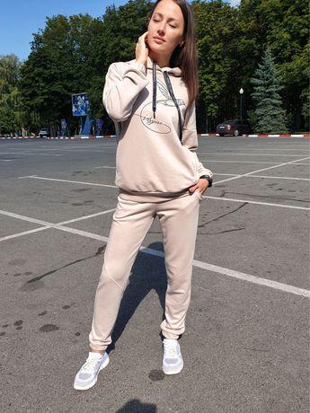 Спортивный костюм из трикотажа петля. Размеры 44-50