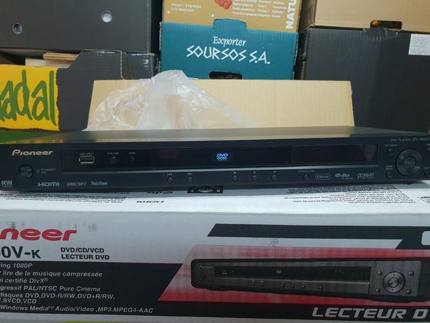 Odtwarzacz DVD Pioneer DV-400V-K