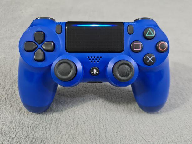 Pad PS4 w kolorze WAVE BLUE