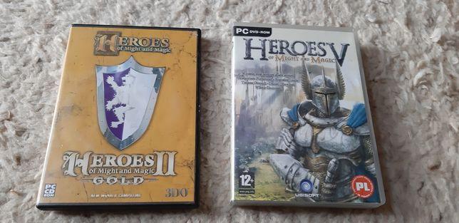 Heros II, Heros V PC