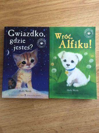 Książeczki dla dzieci o zwierzakach