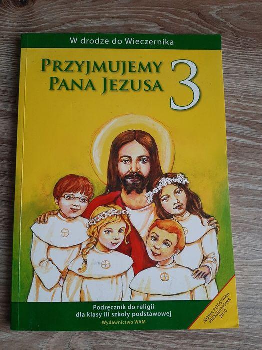 Przyjmujemy Pana Jezusa podręcznik  do religii kl 3 Niekłonice - image 1