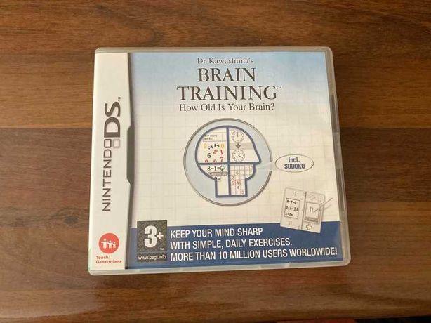 Gra DS Brain Training Nintendo