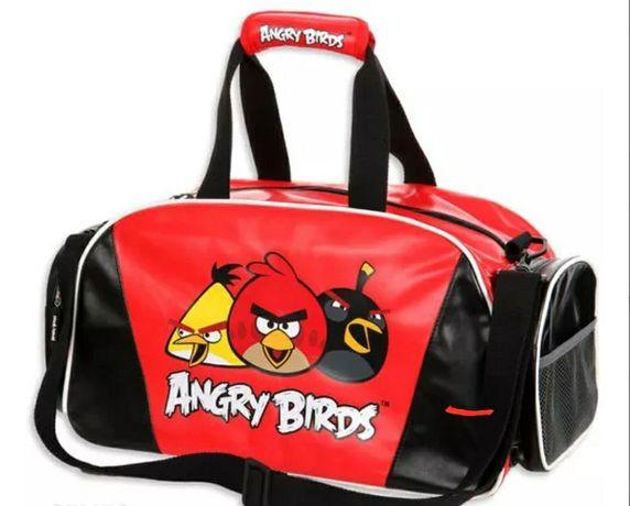 Torba sportowa Angry Birds duża