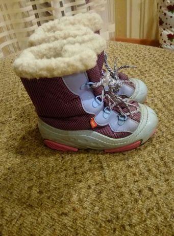 Демаровская обувь для девочки