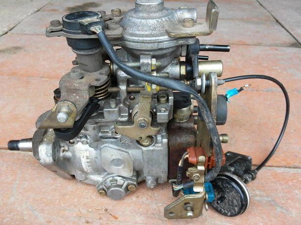 Fiat Scudo Топливная аппаратура