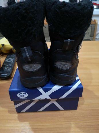 Зимние ботинки на мальчика super gear