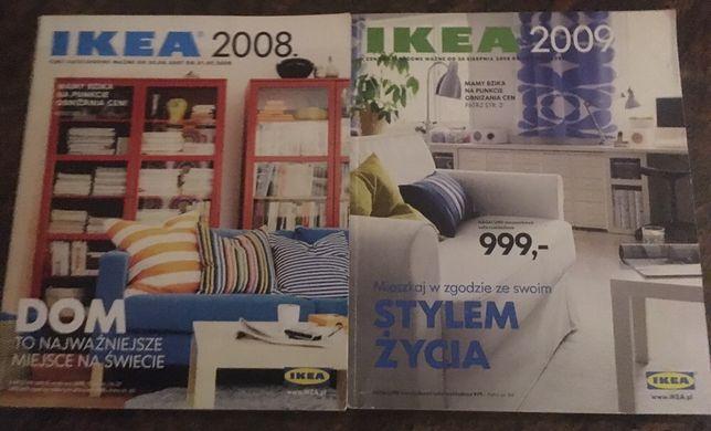Katalogi IKEA • 2008, 2009