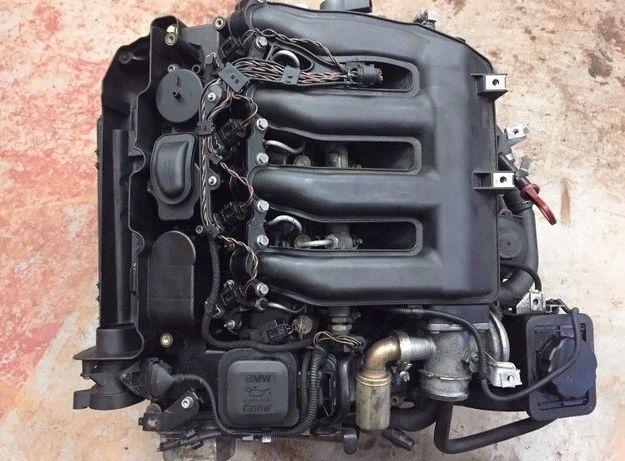 Motor completo BMW 320d 318d 120d 118d 520d X3 M47 - peças