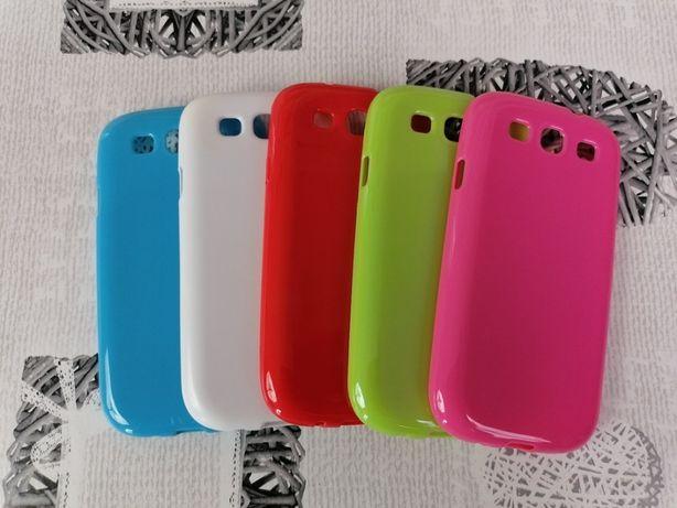 Etui Case Nakładka Jelly do Samsung Galaxy S3 i9300 Kolory