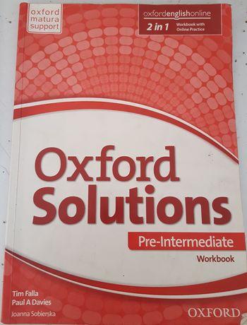 Oxford Solutions ćwiczenia