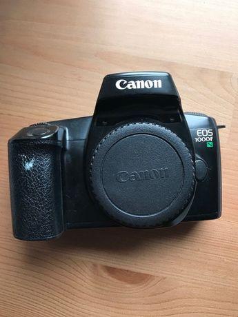 Canon EOS 1000F N aparat analogowy
