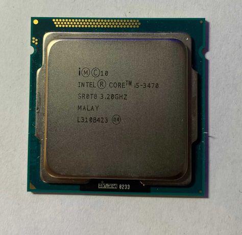 Процессор Intel® Core i5 3470 3.4-3.6GHz, 1155 soket