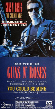 Guns n roses you could be mine