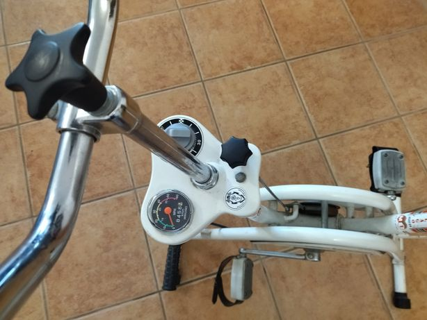 Bicicleta/Passadeira