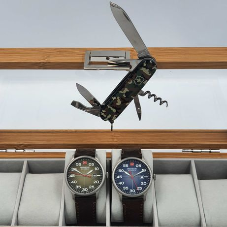 Швейцарский нож VICTORINOX Spartan Camouflage мультитул подарок ножик