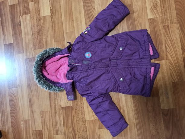 Осенняя курточка 92 kiko koko