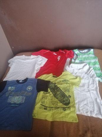 23szt koszulek dla chłopca