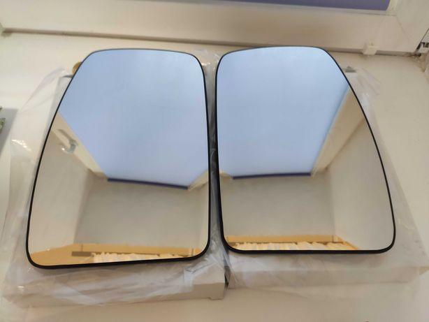 Вкладыш зеркала Рено Мастер 3 Опель Мовано master movano стекло скло