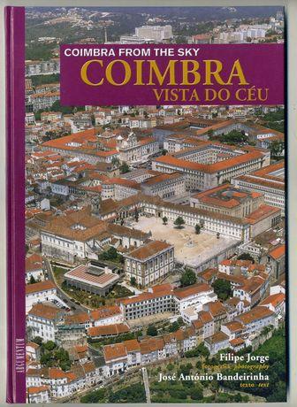Coimbra Vista do Céu, livro