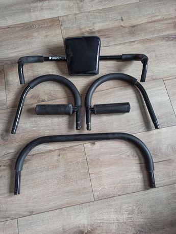 Kołyska do brzuszków fitness Hammer