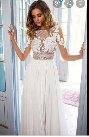 Suknia ślubna wyjątkowa i niepowtarzalna