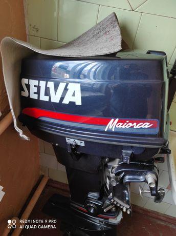 Продам лодочний мотор новий Сельва35