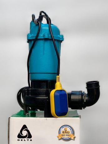 Фекальный 2600 Вт Фреза - измельчитель насос для канализации Харьков