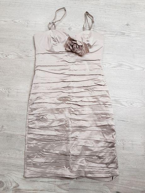 Sukienka na wesele okazje roz.38