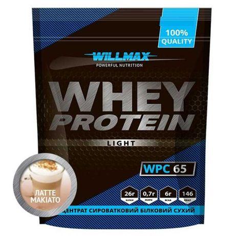 Протеин Willmax Whey Protein Light 65% 1 кг