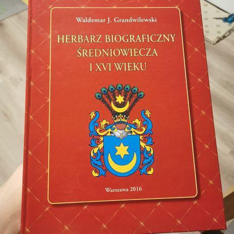 Herbiarz biograficzny średniowiecza i XVI wieku