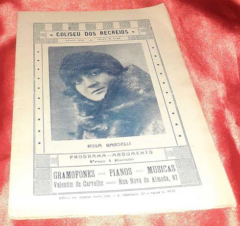 Coliseu dos Recreios 1929