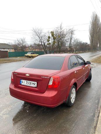 Шевроле Лачетти 1.8 2006 Гбо Chevrolet Lacetti В родной краске