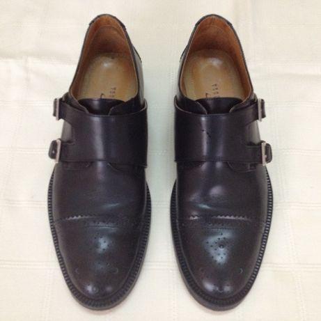 Sapatos Eureka Homem Pretos