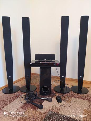 Домашний кинотеатр LG XH-T5035X 500Вт 5.1 + 2 микрофона